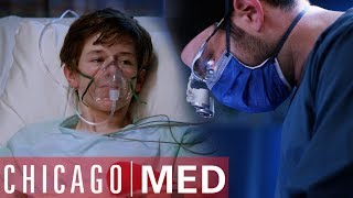 Dr Rhodes   A Change Of Heart | Chicago Med