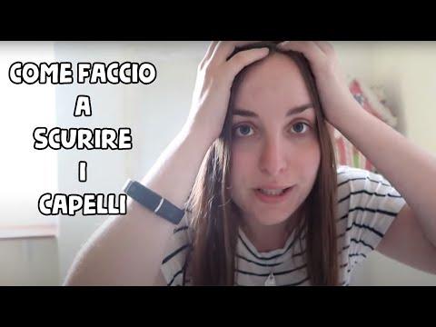 Risposte di olio di capelli di salerma