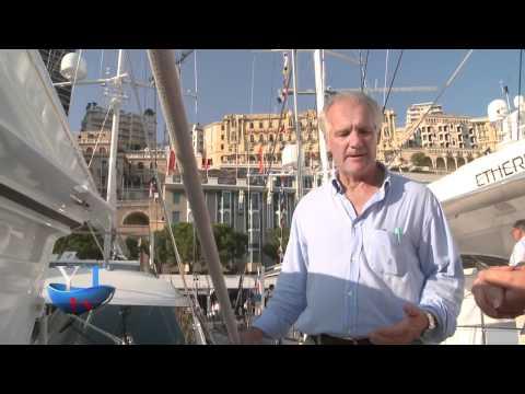 S/Y Mondango Tour With Yacht Naval Architect & Yacht Designer, Ed Dubois