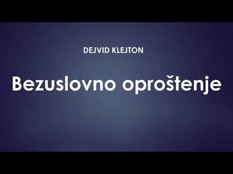 Dejvid Klejton: Bezuslovno oproštenje