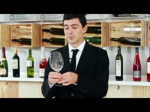 Consejos: Cómo coger una copa de vino