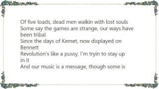 Brand Nubian - Maybe One Day Lyrics