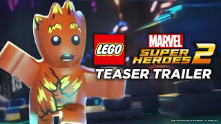 Lego Marvel Super Heroes 2 הוכרז!