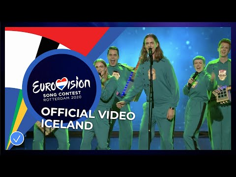 Iceland's actual entry to Eurovision is quite catchy and is a darkhorse to win