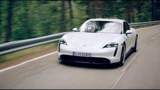Nuevo Porsche Taycan - Aspectos destacados Trailer