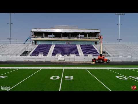 WRA Architects / Anna ISD Stadium Renovation Update