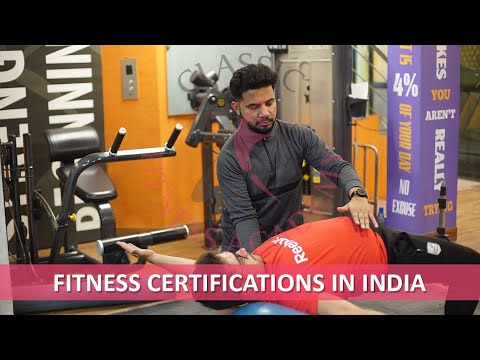 Fitness courses in India ||ACE\ACSM\NSCA/NASM/ CFI ... - YouTube
