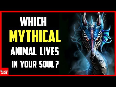 Which Mythical Creature Lives In Your Soul? | Mythical Animal Quiz