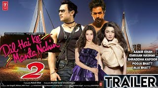 """Dil Hai Ke Manta Nahin 2 Trailer "" Official 