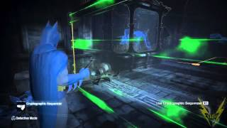 Batman Arkham City W/ Commentary P.58 - Finishing Bane And Watcher Side Quests