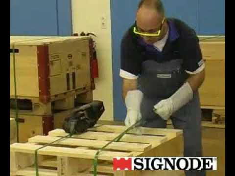 Signode Make Handtool For Plastic Strapping BXT2