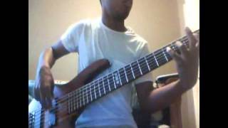 D.R.I - I'd Rather Be Sleeping (Bass Cover)