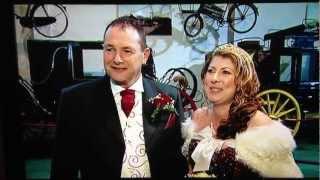Gretna Green Famous Blacksmiths Shop Celebrates 12th December 2012 Weddings