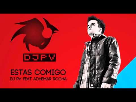 Música Estas Comigo (feat. Adhemar Rocha)