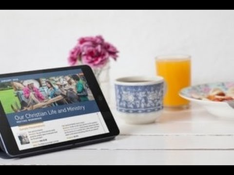 Download Automatically Download Our Christian Life And Ministry Meeting Workbook To Your IPhone Or IPad HD Mp4 3GP Video and MP3