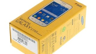aa80b725b5991 Купить смартфон Samsung Galaxy Star Advance SM-G350E 1Gb 4Gb РСТ ...