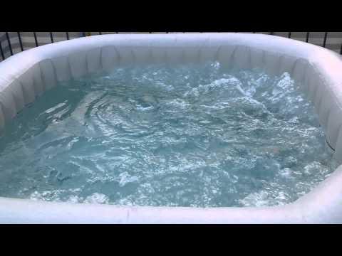 Whirlpool intex bubble xxl 28456