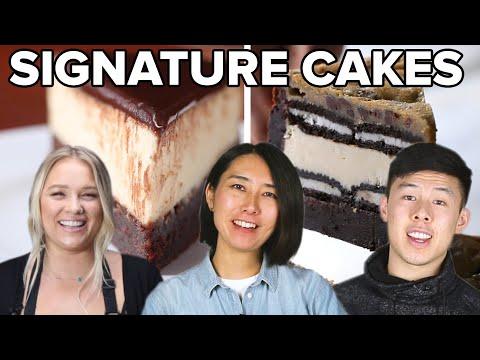 3 Signature Cake Recipes By Tasty Producers – Tasty