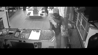 Updated Video with Sound to Houston PD Robbery Case #1098915-18