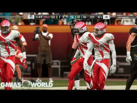 MADDEN 19 MOST FEARED UNIFORMS FIRST LOOK AND BLOWOUT WIN IN MUT 19 H2H RANKED! MUT 19 MOST FEARED
