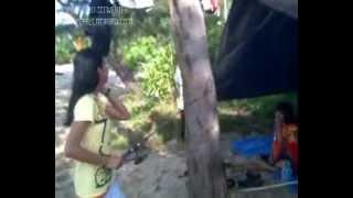 preview picture of video 'Pantai Teluk Suak (Kab. Bengkayang, Kal-Bar) part 3'