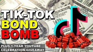 Beware of the US Bond Bomb, Tik-Tok