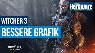 Witcher 3 : 2019 - RAY TRACING 4k - Photorealistic graphic