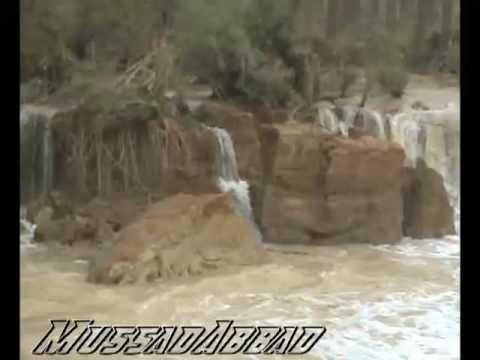شلالات وادي الرمة في عنيزة (1)