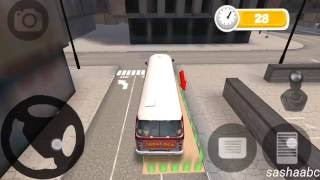 city bus simulator game rewiew android//