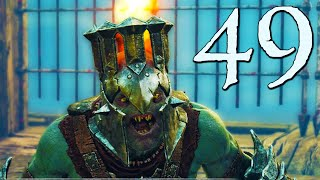 Shadow of Mordor Gameplay Walkthrough Part 49 - Hork Flame Monger