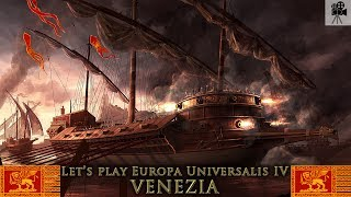 preview picture of video 'Let's play Europa Universalis IV: Conquest of Paradise - Venezia - Episodio 13 - ITA'