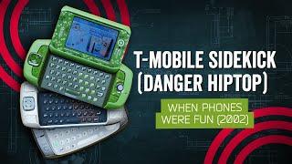 When Phones Were Fun: The Sidekick (2002-2010)