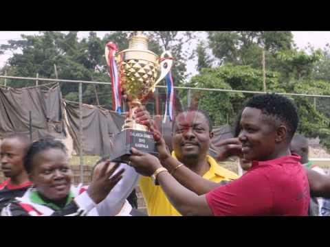Empaka z'ebibuga Kenya eziwangudde