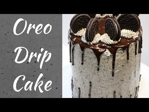 Video Oreo drip cake by 6 Cakes and More
