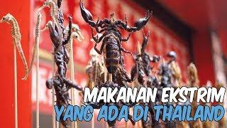 7 Kuliner Ekstrem Thailand yang Perlu Dicoba