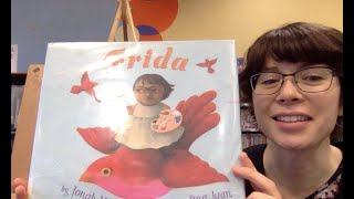 Virtual Story Time with Miss Abbey – Frida