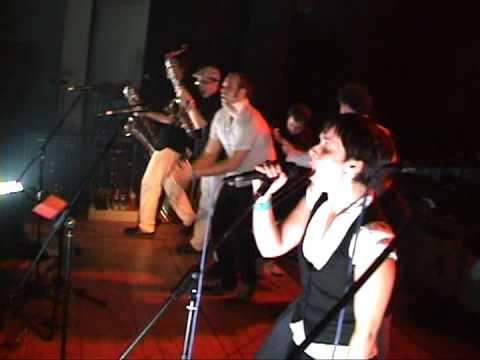 Tleskač - Doktorka práv (live) - Herálec