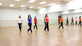 Remember You Young   Line Dance (Dance & Teach In English & 中文)