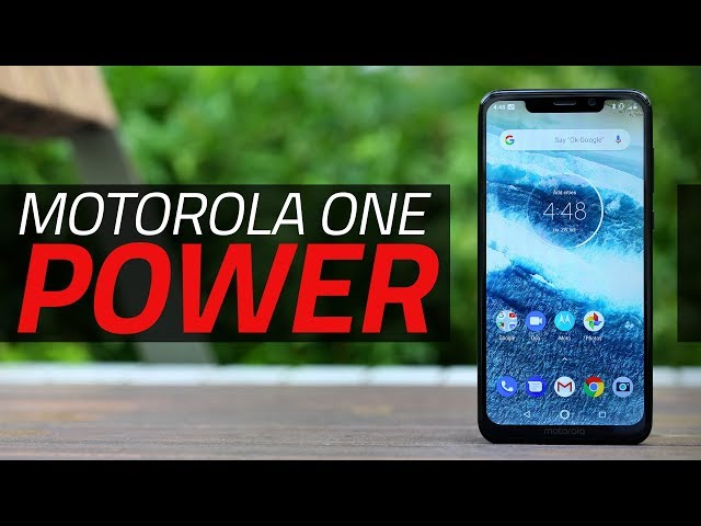 Motorola One Power Android 9 0 Pie Update Starts Rolling Out in