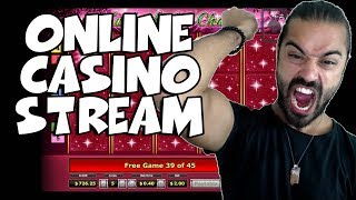 🔥 ROSHTEIN Online Casino Stream | Smashing SlotV \ SLOTS/BIG WIN AND SLOT MACHINE
