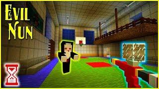 Первое появление Монахини в проекте | Minecraft Evil Nun