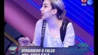 Duro De Domar - Verdadero / Falso: Sofía Gala (1ra Parte) 10-02-12