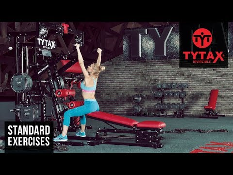 Lever Front Pulldown | TYTAX® M2