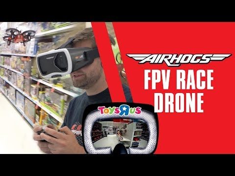 johnny-fpv-races-air-hogs-drone-in-toys-r-us