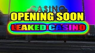 GTA 5 DLC - Leaked Interior Casino Glitch! (GTA V Glitches&GTA 5 Online)
