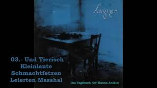 Angizia - Das Tagebuch Der Hanna Anikin (Full Album)