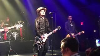 "Adam Ant - ""Desperate But Not Serious"" Live Charlotte, NC (Fillmore 9/22/17)"
