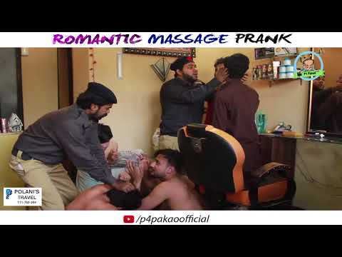 | ROMANTIC MASSAGE PRANK | By Nadir Ali & Team In | P4 Pakao | 2018