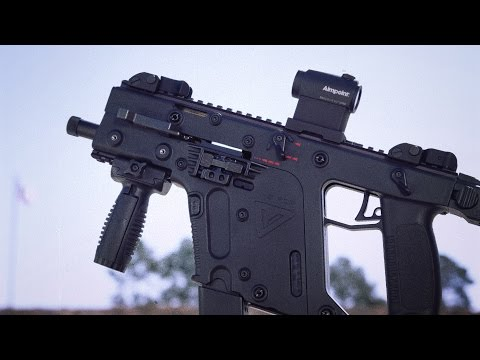 M3 Grease Gun vs Kriss Vector Submachine Guns