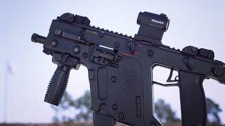M3 Grease Gun vs Kriss Vector Submachine Guns
